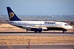Boeing 737-2K2(Adv), Ryanair JP6199732.jpg