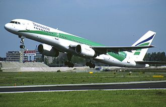 Transavia - Transavia Boeing 757-200 in 2001