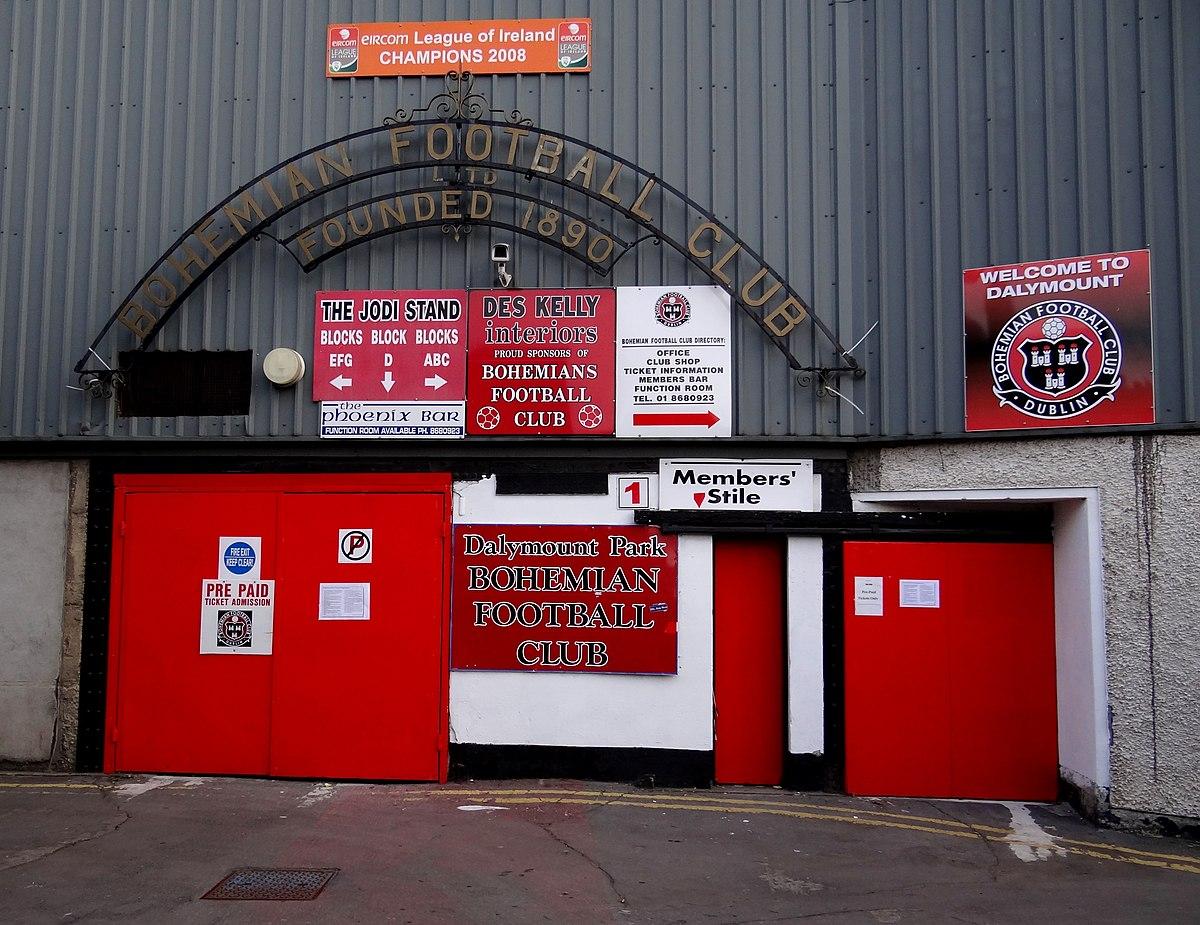 Football Clubs: Dalymount Park