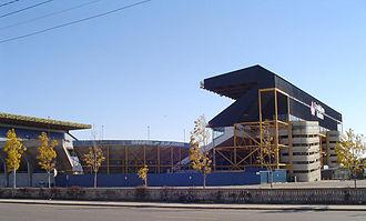 Winnipeg Blue Bombers - Image: Bomber Stadium