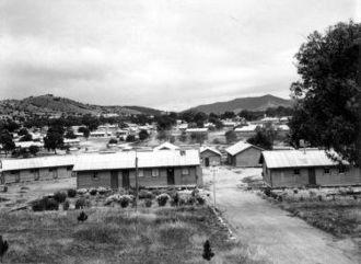 Post-war immigration to Australia - Bonegilla Migrant Reception and Training Centre, 1954