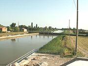 Canali di scolo per acque alte
