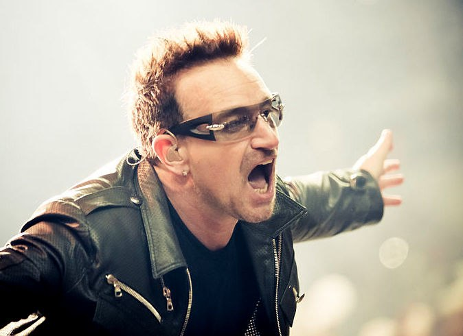 Bono U2 360 Tour 2011