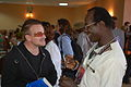 Bono and George Ayittey2.jpg
