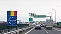 Border checkpoint Nadlac - Nagylak - Romanian side-8759.jpg