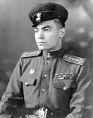 Boris Snetkov - Snetkov in 1945