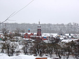Borovsk - View of Borovsk