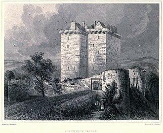 Clan Borthwick - Borthwick Castle