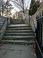 Boundary Wall, Gate, Steps And Overthrow At Church Of St Mary, Church Street, Edwinstowe (5).jpg