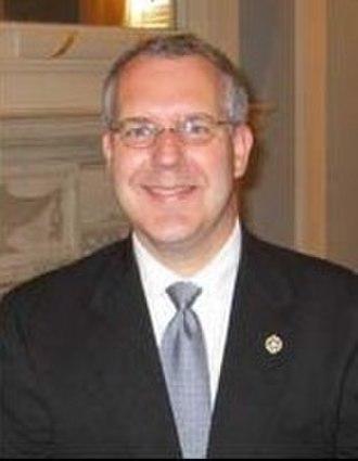 Brad Henry - Image: Bradhenry DEA