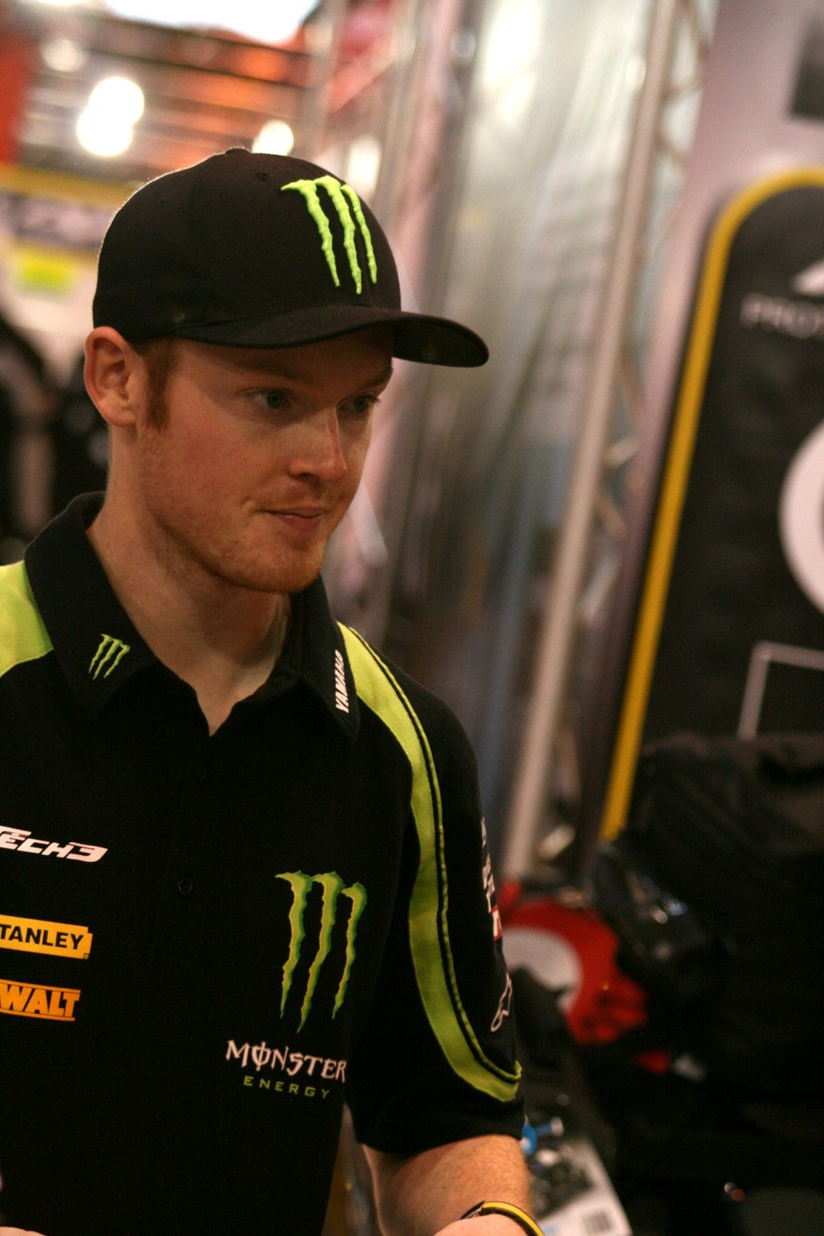 Bradley Smith (motorcyclist) - Wikipedia