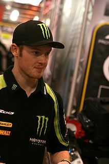 Bradley Smith (motorcyclist) British motorcycle racer