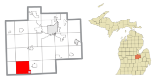 Brady Township, Saginaw County, Michigan Civil township in Michigan, United States