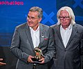 Branko Ivanković and Winfried Schäfer at IFF's annual awards ceremony 01.jpg