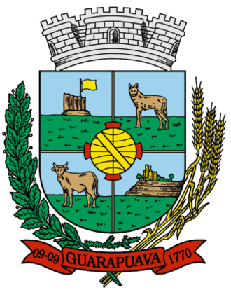Guarapuava - Image: Brasao gpva