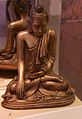 Brass Buddha from King Thibaw's palace 1.jpg
