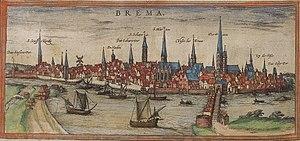 Bremen - Bremen, 16th century