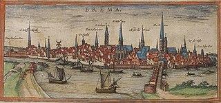 History of Bremen (city)