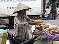Bread seller, Hanoi (4855708319).jpg