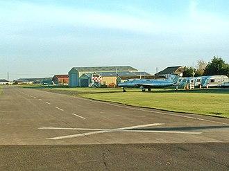 RAF Breighton - Breighton Airfield and Aeroplane Museum