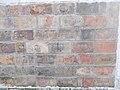 Brick museum, 1st wall, local bricks, 2018 Kőbánya.jpg
