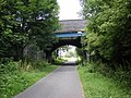 Bridge carrying Westgate over the cycleway - geograph.org.uk - 1381653.jpg
