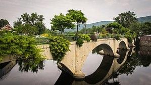 Bridge of Flowers (bridge) - Bridge of Flowers