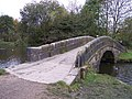 Bridge over entrance to canal basin - geograph.org.uk - 1034681.jpg