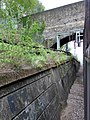 Bridge shortly before Gidea Park Station, Essex - geograph.org.uk - 1856346.jpg