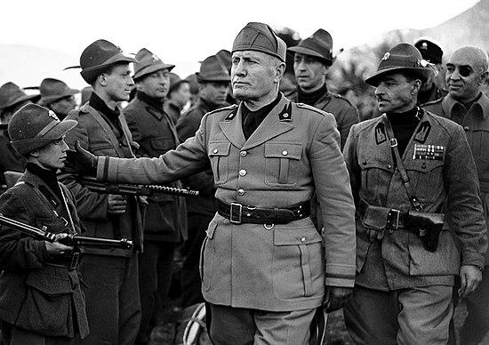 Brigata Nera alpina 1945