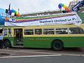 Brighton Pride 2014 bus (14851930124).jpg