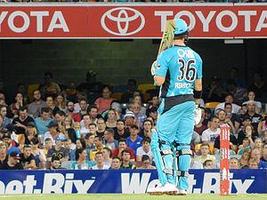 Nathan Reardon - Image: Brisbane Heat vs Melbourne Stars T20 19