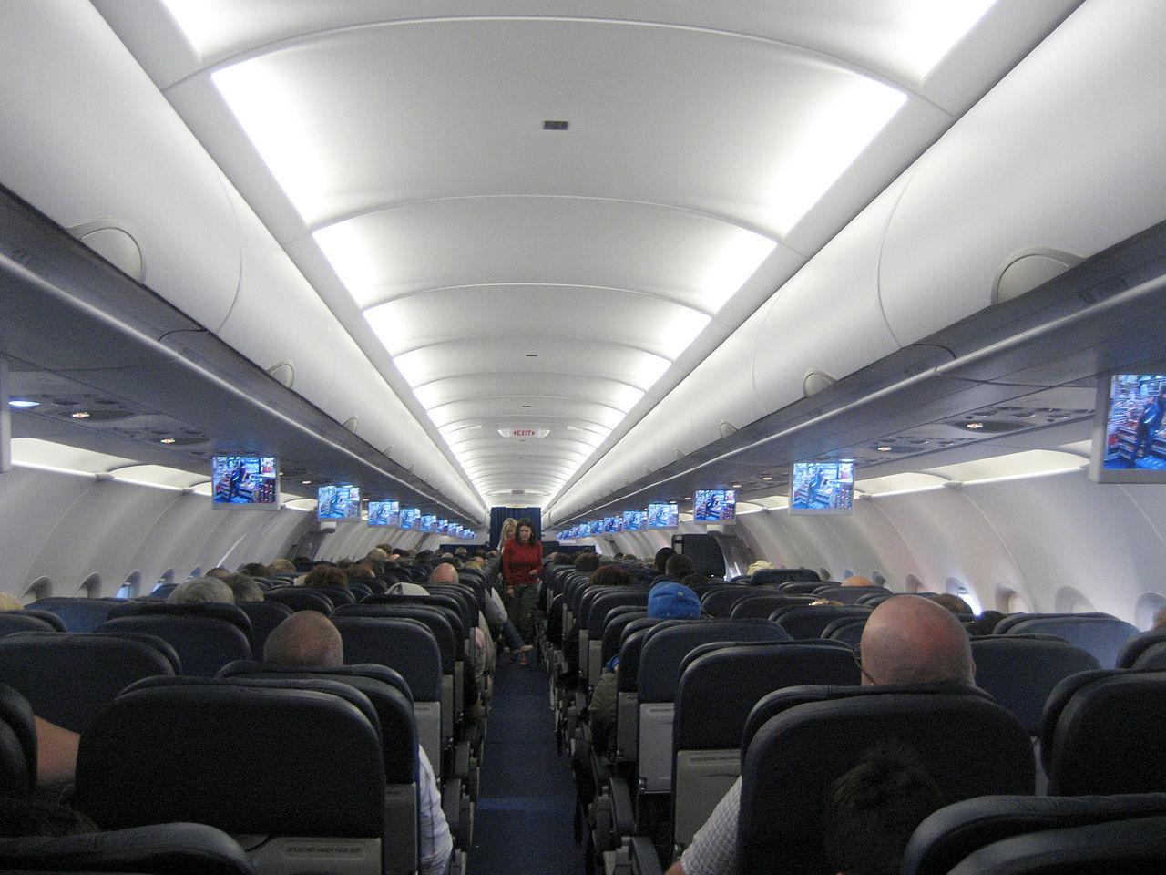 File british airways a321 y cabin gb gt march for Innenraum planen