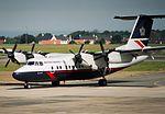 British Airways Express (Brymon Airways) De Havilland Canada DHC-7-110 Dash 7 Spijkers-1.jpg
