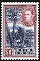 British Honduras 1938 Mahogany.jpg