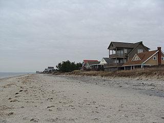 Broadkill Beach, Delaware Unincorporated community in Delaware, United States