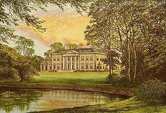 Broadlands - Broadlands, c. 1880