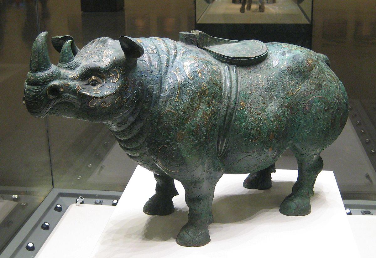 Rhinoceroses in ancient china wikipedia buycottarizona