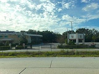 Brooks-DeBartolo Collegiate High School Charter high school in Tampa, Florida, United States
