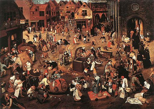 BrueghelYoung-carnival