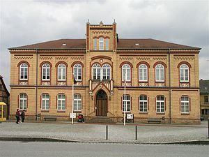 Brüel - Town hall