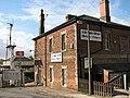 Brundall railway station - the former station building - geograph.org.uk - 1531783.jpg