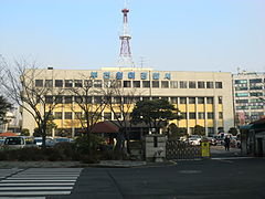 Bucheon Wonmi Police Station.JPG