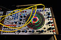 Buchla LEM3 Spider - 252e Buchla Polyphonic Rythm Generator, 225h MIDI-CV interface, 226h CV-MIDI Interface (2015) - 2015 NAMM Show.jpg