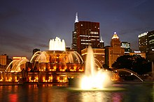 Image result for buckingham fountain chicago