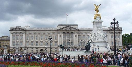 Buckingham Palace 2007