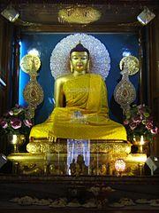 conjunto de templos de mahabodhi wikipedia la