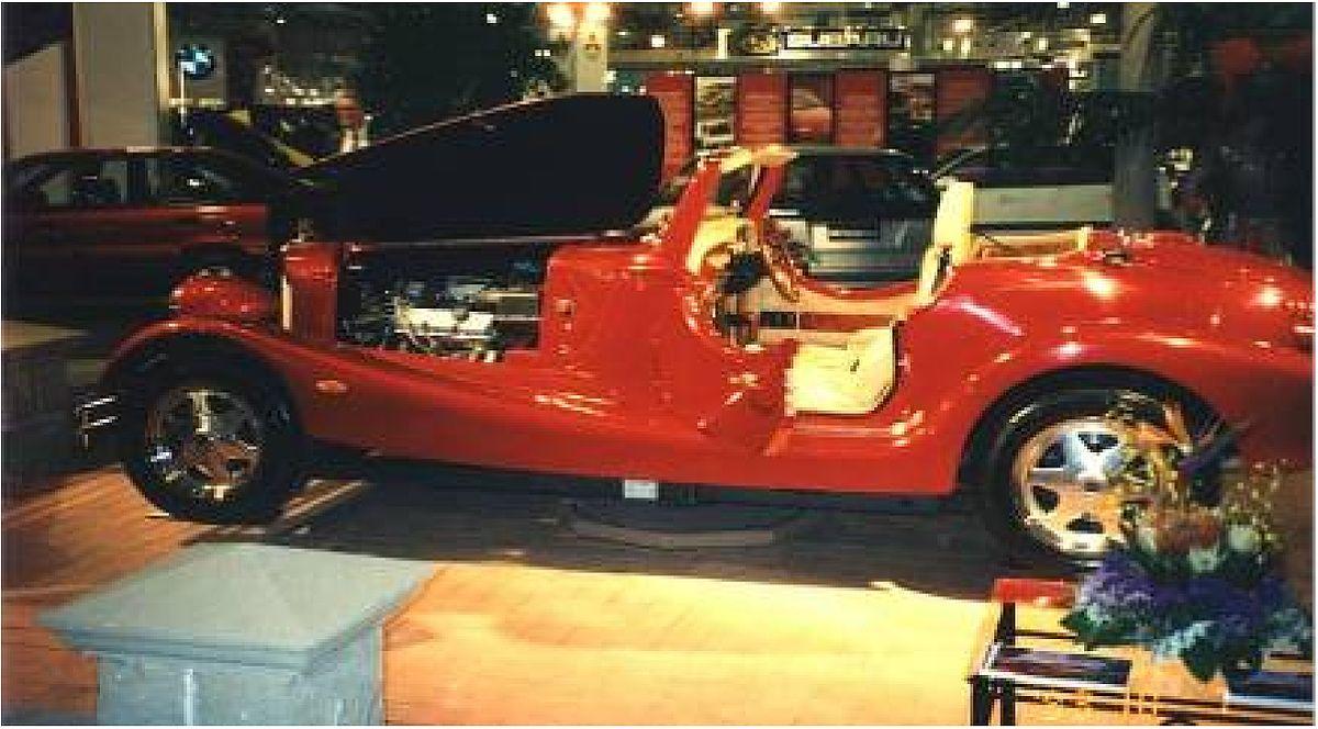 Bufori Motor Car Compa...