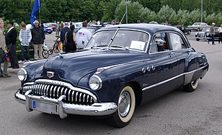 Buick Super Motor vehicle