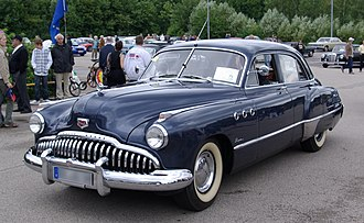 Buick Super - 1949 Buick Super 4-Door Sedan
